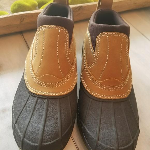 Ll Bean Slip On Duck Boots Kids